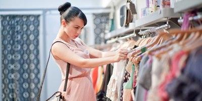 Как составить правильный гардероб, или секрет эффективного шоппинга